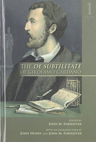 9780866984843: The De Subtilitate of Girolamo Cardano