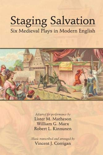 9780866984911: Staging Salvation: Six Medieval Plays in Modern English (MEDIEVAL & RENAIS TEXT STUDIES)