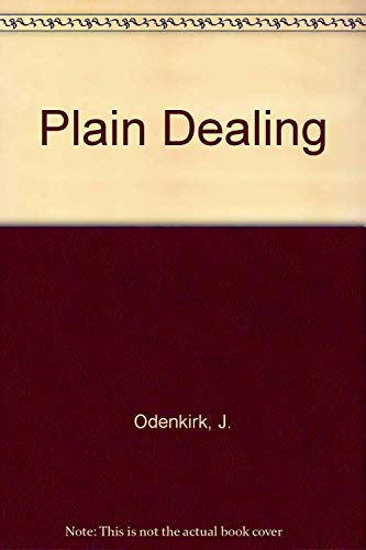 PLAIN DEALING: A Biography of Gordon Cobbledick