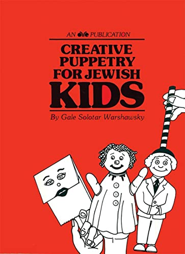 9780867050172: Creative Puppetry for Jewish Kids