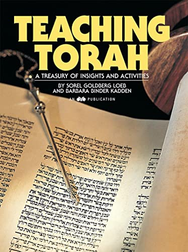 9780867050417: Teaching Torah : A Treasury of Insights and Activities