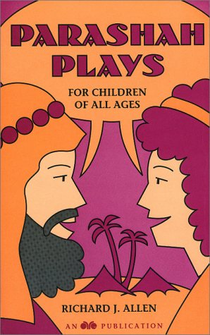 9780867050479: Parashah Plays: For Children of All Ages
