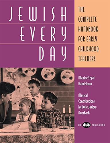 9780867050486: Jewish Everyday: The Complete Handbook For Early Childhood Teachers
