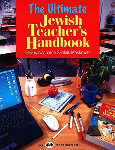 9780867050844: The Ultimate Jewish Teacher's Handbook