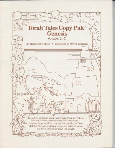 9780867051025: Torah Tales: Genesis Copy Pak TM