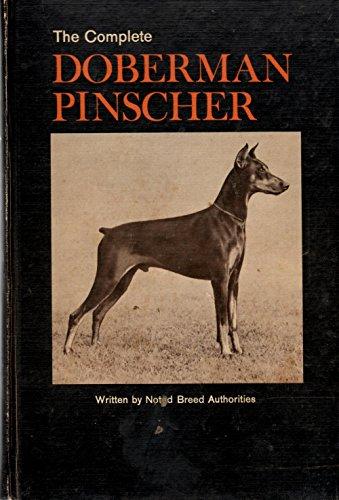 9780867051100: Complete Doberman Pinscher