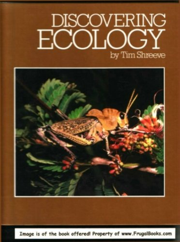9780867060317: Discovering ecology