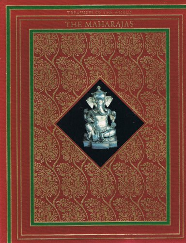 9780867060492: The Maharajas (Treasures of the world)