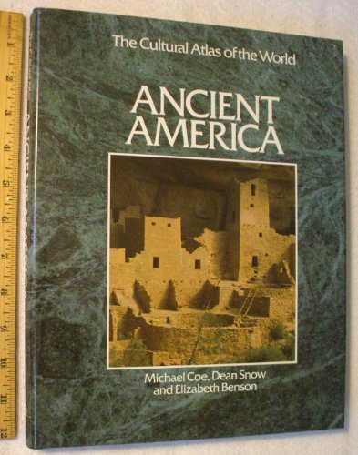 9780867065664: Ancient America (The Cultural atlas of the world)