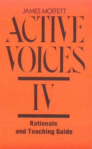 Active Voices IV: Baker, Miriam R,