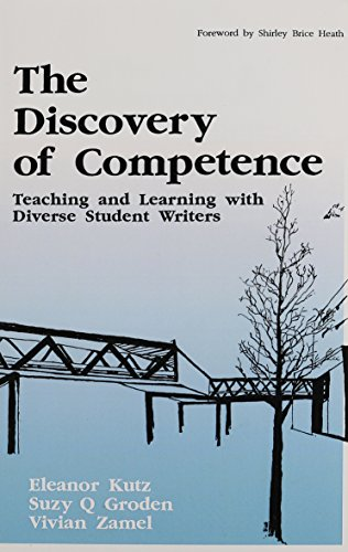 9780867093230: The Discovery of Competence: Teaching and Learning with Diverse Student Writers
