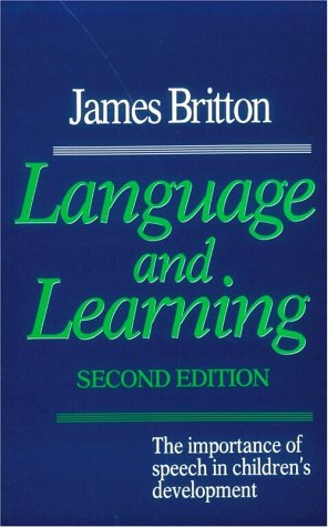 9780867093353: Language and Learning/the Importance of Speech in Children's Development