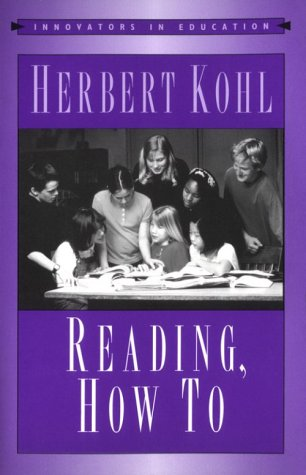 9780867094336: Reading, How to (Innovators in Education)