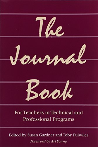 The Journal Book: For Teachers in Technical