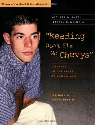 9780867095098: Reading Don't Fix No Chevys: Literacy in the Lives of Young Men