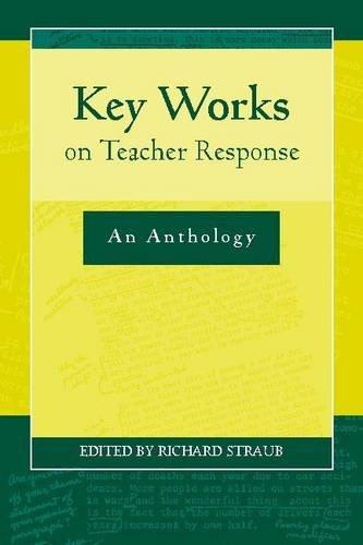 9780867095289: Key Works on Teacher Response: An Anthology