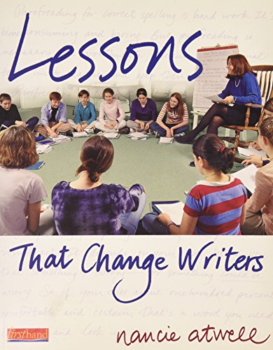 9780867095463: Lessons That Change Writers