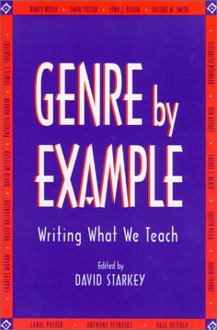 9780867095746: Genre by Example: Writing What We Teach