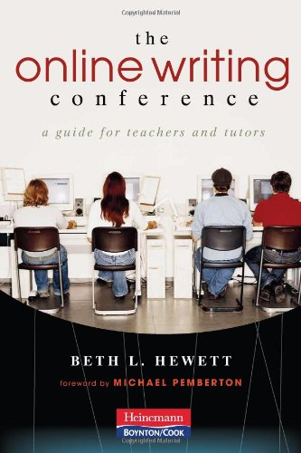 9780867096019: The Online Writing Conference: A Guide for Teachers and Tutors