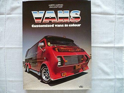 Vans, customized vans in colour: Martinez, Alberto