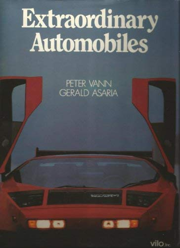 9780867100594: Extraordinary Automobiles