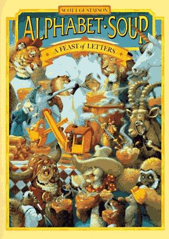 9780867130256: Alphabet Soup: A Feast of Letters