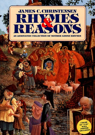 9780867130409: Rhymes & Reasons: An Annotated Collection of Mother Goose Rhymes