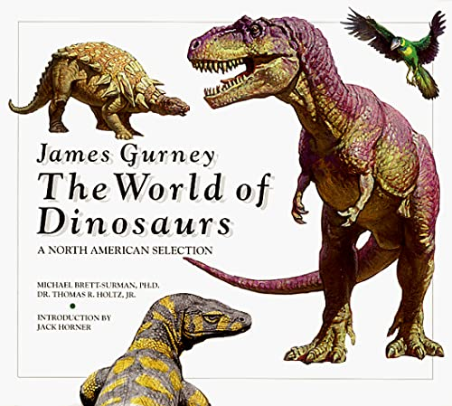 9780867130461: James Gurney: The World of Dinosaurs