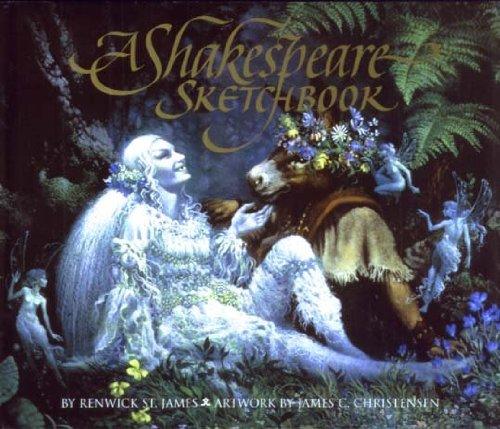 9780867130591: A Shakespeare Sketchbook