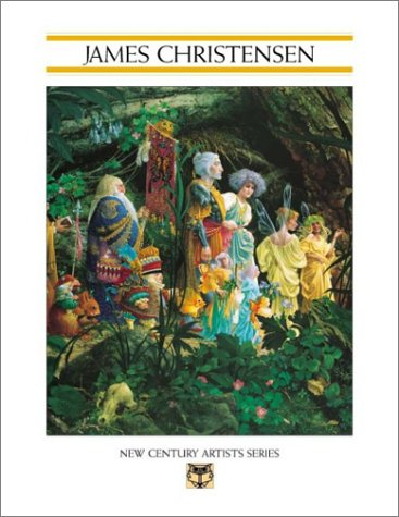 9780867130737: James Christensen (The Greenwich Workshop's New Century Artists Series)