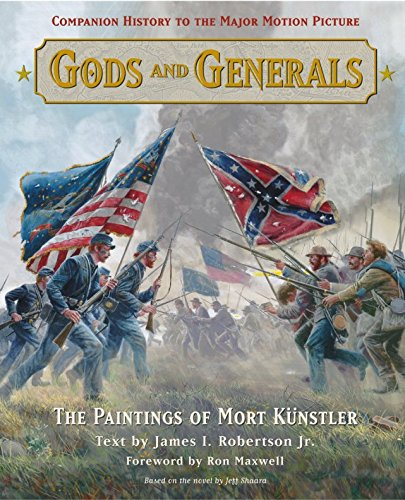 9780867130843: Gods and Generals: The Paintings of Mort Künstler