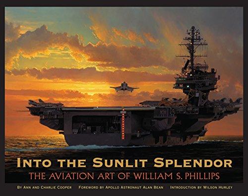 9780867130935: Into the Sunlit Splendor: The Aviation Art of William S. Phillips