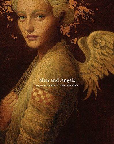 9780867131024: Men and Angels: The Art of James C. Christensen