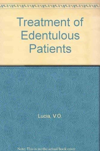 9780867151220: Treatment of the Edentulous Patient