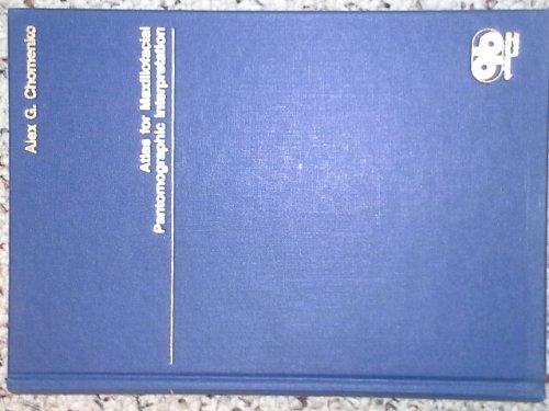 9780867151268: Atlas for Maxillofacial Pantomographic Interpretation
