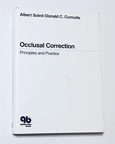 9780867151619: Occlusal Correction: Principles and Practice