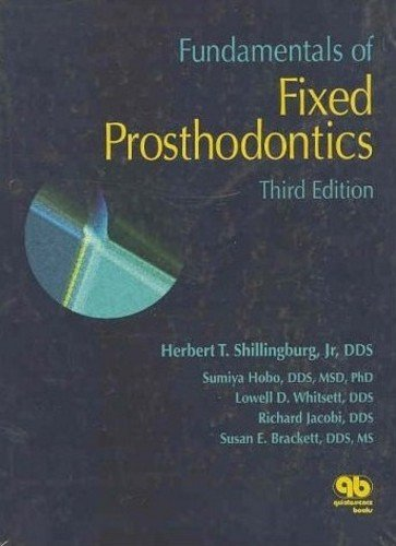 9780867152012: Fundamentals of Fixed Prosthodontics