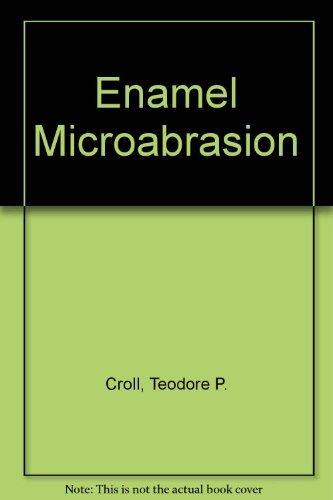 9780867152432: Enamel Microabrasion