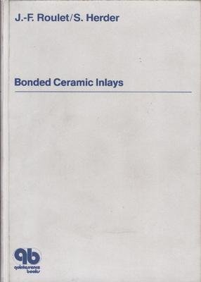 9780867152449: Bonded Ceramic Inlays