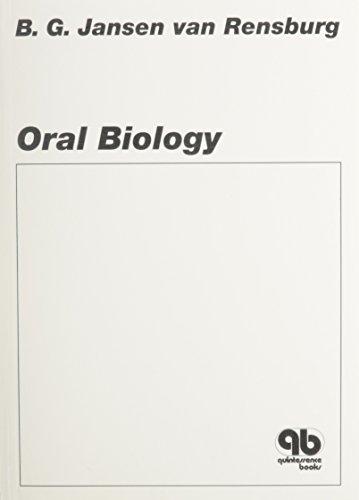9780867152715: Oral Biology