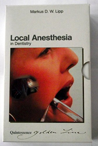 9780867152739: Local Anesthesia in Dentistry/Book and Video