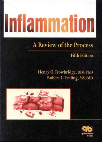 9780867153101: Inflamation: A Review of the Process