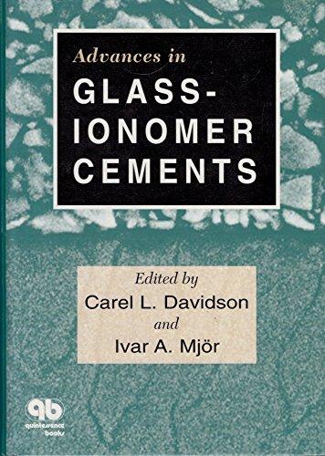 9780867153606: Advances in Glass-Ionomer Cements