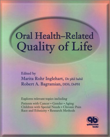 9780867154214: Oral Health-Related Quality of Life