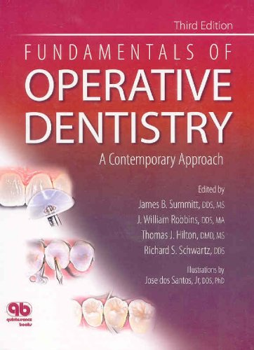 9780867154528: Fundamentals of Operative Dentistry: A Contemporary Approach