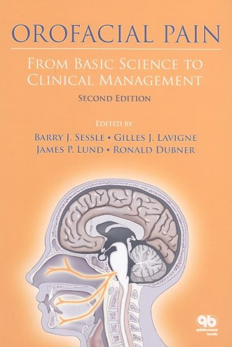 9780867154580: Orofacial Pain From Basic Science to Clinical Management: The Transfer of Knowledge in Pain Research to Education