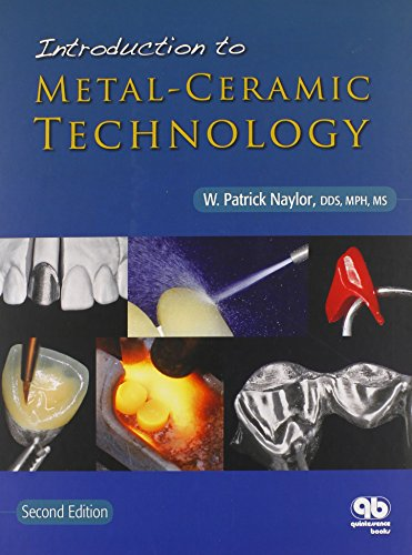9780867154603: Introduction to Metal-Ceramic Technology