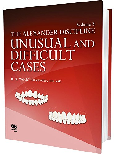 9780867154696: The Alexander Discipline, Vol 3: Unusual and Difficult Cases