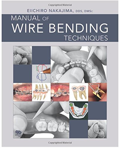 9780867154955: Manual of Wire Bending Techniques