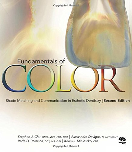 9780867154979: Fundamentals of Color: Shade Matching and Communication in Esthetic Dentistry